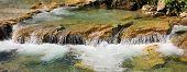 Mountain Creek With Cascades, Upper Bavaria