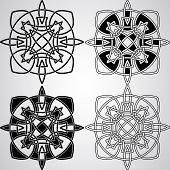 Vector Celtic Design Elements