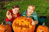 Carve A Pumpkin