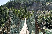 Kootenai Suspension Bridge