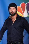LOS ANGELES - JAN 16:  Emmett J Scanlan at the NBC TCA Winter 2015 at a The Langham Huntington Hotel on January 16, 2015 in Pasadena, CA