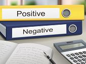 Positive And Negative Binders