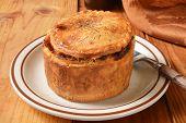 Gourmet Steak Pot Pie