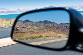 Mountain Landscape Reflection