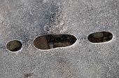 Icy Pebbles