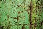 Rusted Metal Sheet