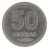 Coin Fifty Tetri