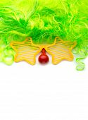 stock photo of clown face  - Clown face - JPG