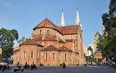 Notre Dame Basilica, Ho Chi Minh City, Vietnam