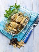 alici beccafico traditional sicily recipe