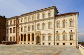 picture of turin  - beautiful venaria palace near the city of turin - JPG