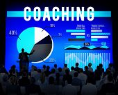 picture of seminar  - Coaching Guide Teaching Seminar Workshop Concept - JPG