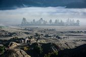 picture of bromo  - JAVA INDONESIA  - JPG