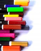 Color Pencils  Used