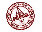 Chlorine Stamp