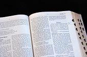Genesis Open Bible