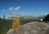 Mt Wilson, Main Range