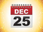 Abstrakte Kalender-Symbol