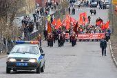 Communist Demonstration