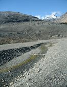 Lateral Moraine, Glacial Till