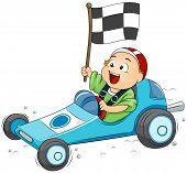 Go Kart Kid