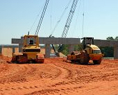 New Highway Construction Site