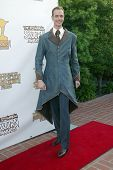 BURBANK, CA - JUNE 23: Doug Jones  arrives at the 37th annual Saturn awards on June 23, 2011 at The