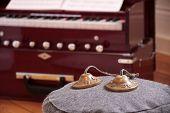 Harmonium And Cymbal