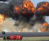 Fiery Explosion 002