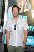LOS ANGELES - JUN 30:  Zachary Levi arriving at the