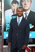 LOS ANGELES - JUN 30:  Isaiah Mustafa arriving at the