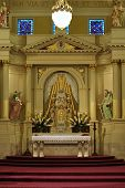 Beautiful Catholic Altar