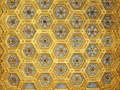 Renaissance ceiling in Palazzo Vecchio (Florence)