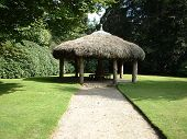 Thatched Shelter