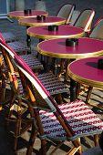 Outdoor Cafe, Paris