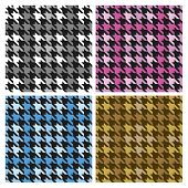 Plaid Houndstooth