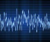 Audio Or Sound Wave