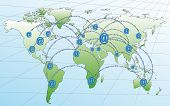 Internet Networks In The World