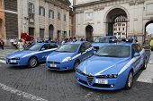 Police In Italy