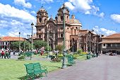 A Plaza de Armas