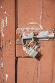 Broken lock