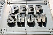 Peep Show Zeichen
