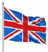 Flag United Kingdom Of Great Britain