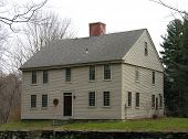 An Early New England Colonial