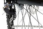 Fahrräder hinten Antriebssystem