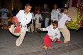 Loy Krathong festival in Chiang Mai Thailand