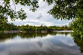 Green Lake In Kunming The Capital Of Yunnan Province Of China poster