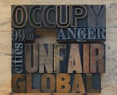 occupy 99%