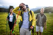 Hard, Difficult, Tiring And Exhausting Expedition Of Four Friends In Wild poster
