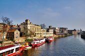 Passeios de barco no rio Ouse em York